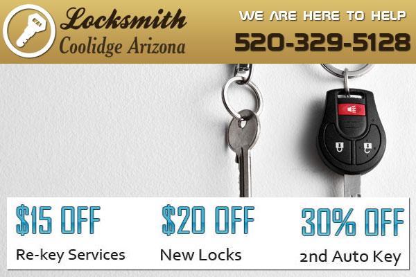 locksmith coolidge arizona Coupon
